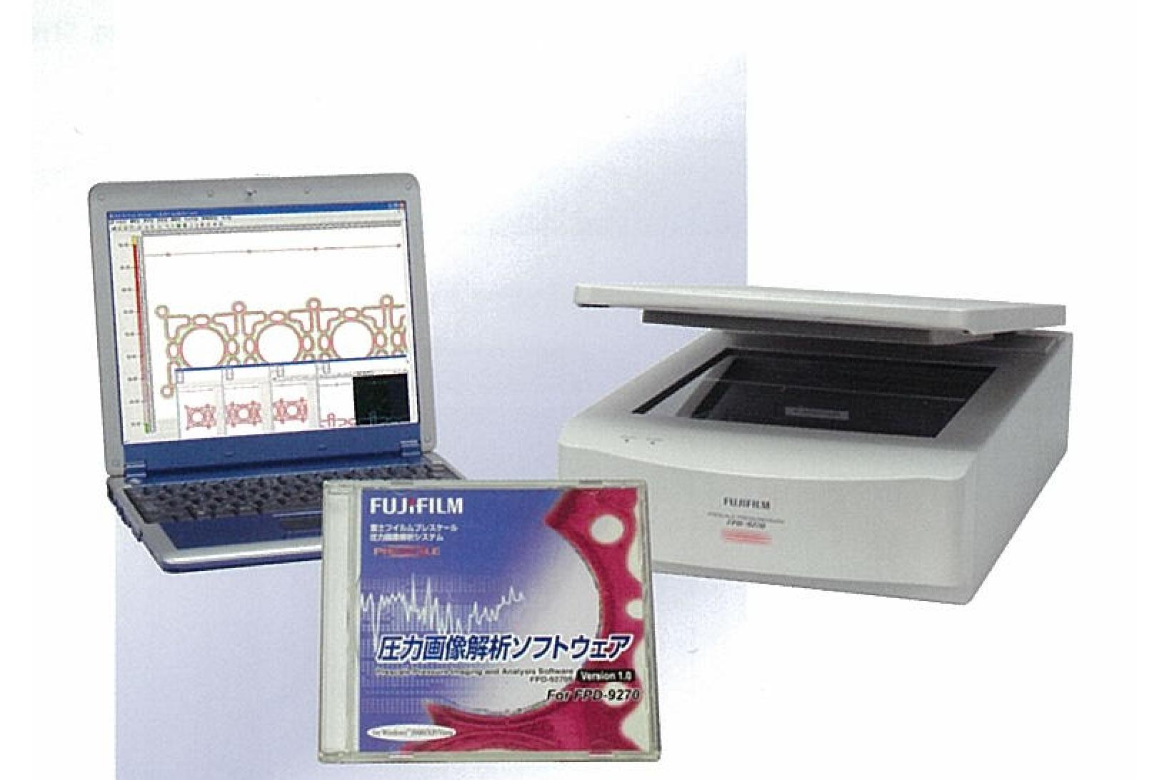 富士フィルム 圧力画像解析システム FPD-9270