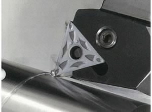 住友電工 ノンコートサーメット材種シリーズ T1000A / T1500A