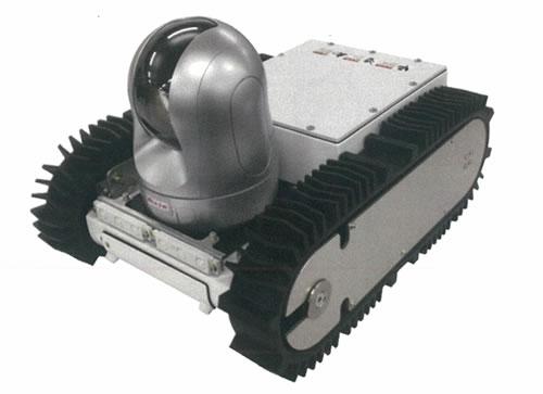 協栄産業 設備点検ロボットシステム
